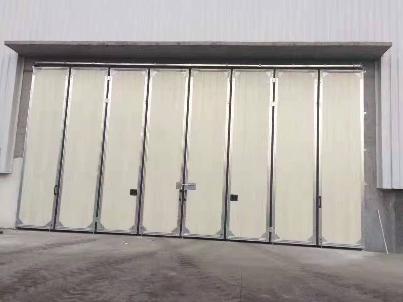 欧标折叠门