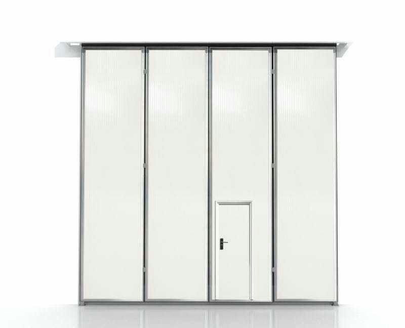 多扇折叠门