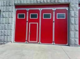 工业折叠门